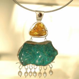 amberwater-amber-garnet-chrysokol-sterling-silver
