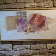 Composition en Violet, Pere Mon Taillaint