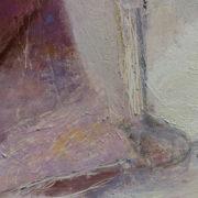 Composition en Violet close-up